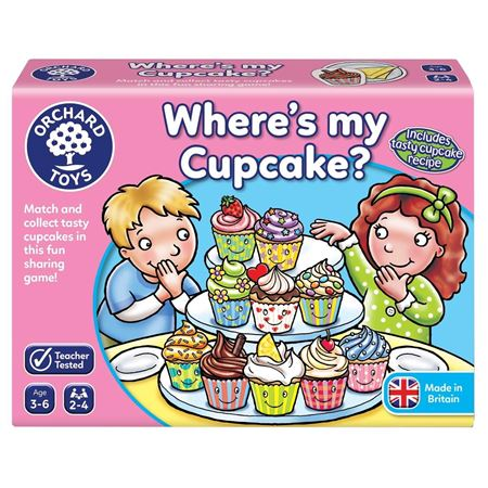 Picture of Where's my Cupcake