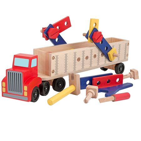 Picture of Big Truck Building Set