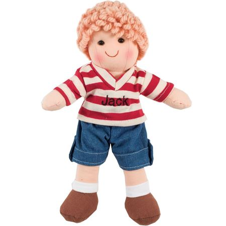 Picture of Personalised Harry Doll