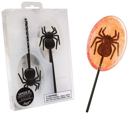 Picture of Spider Ice Lolly Mould