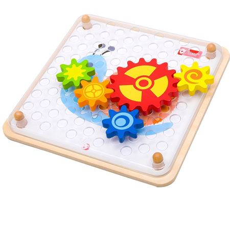 Picture of Gears Patterns Board