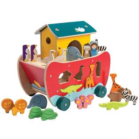 Picture of Noah's Shape Sorter Ark