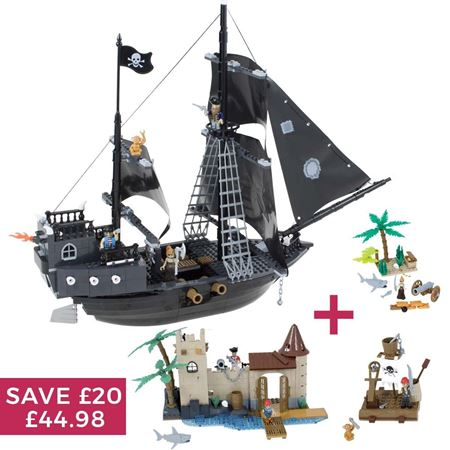 Picture of Pirate Building Set Bundle