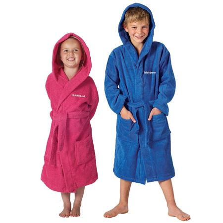 Picture of Towelling Bath Robe