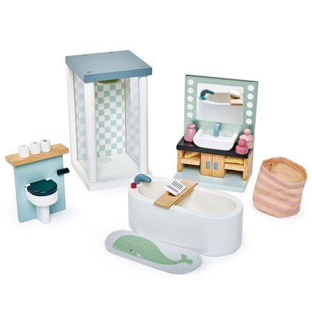 Picture of Dovetail Bathroom Set