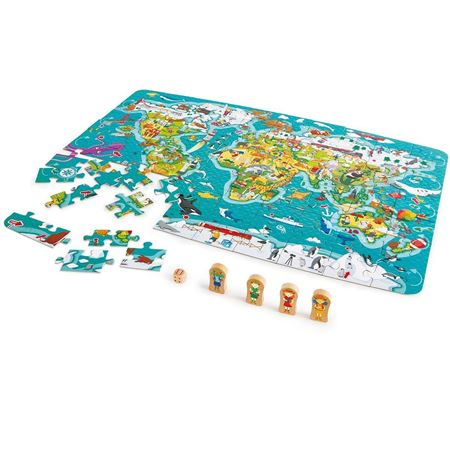 Picture of World Tour Puzzle & Game
