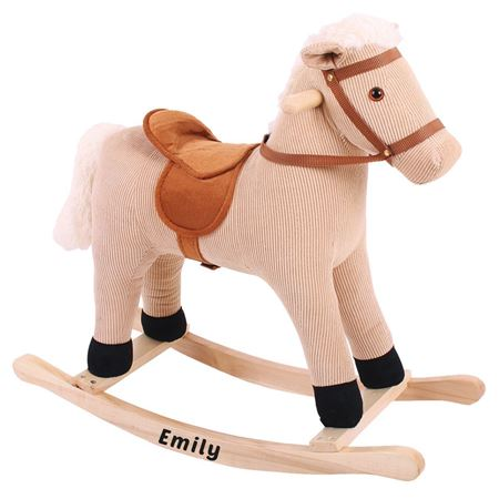 Picture of Cord Rocking Horse