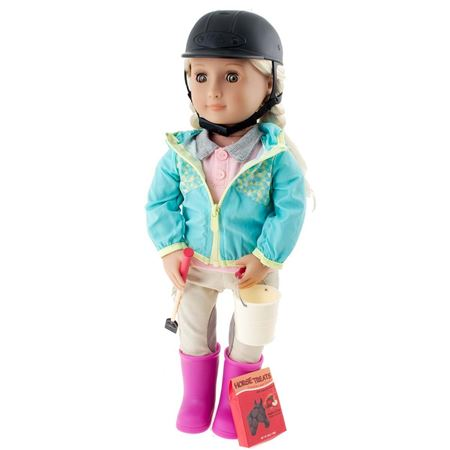 Picture of Tamera Riding Doll