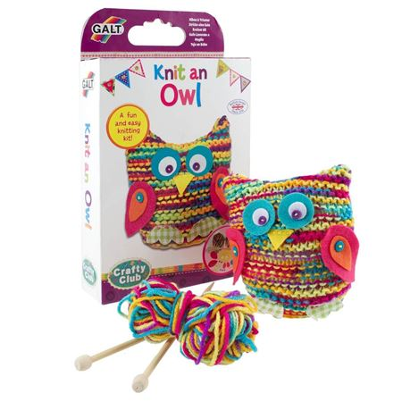 Picture of Knit an Owl