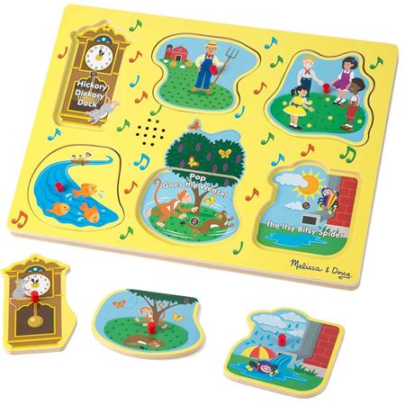 Picture of Sing-Along Nursery Rhymes (Yellow)