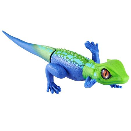 Picture of Robo Alive Lizard Green-Blue