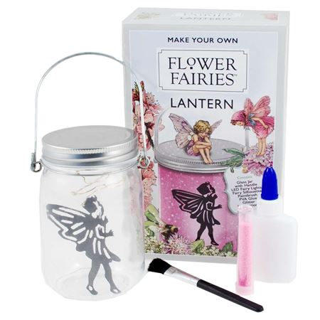 Picture of Make Your Own Flower Fairies Lantern