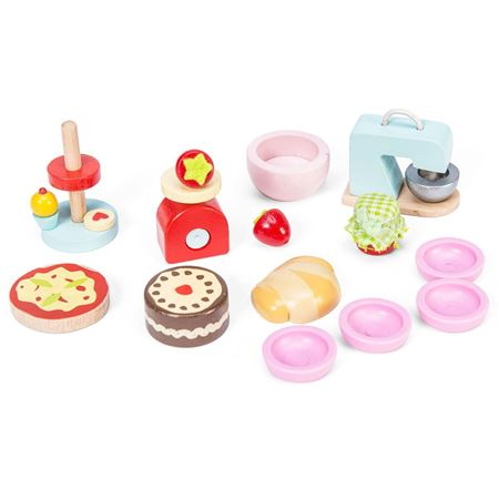 Picture of Make & Bake Dolls House Accessories Set