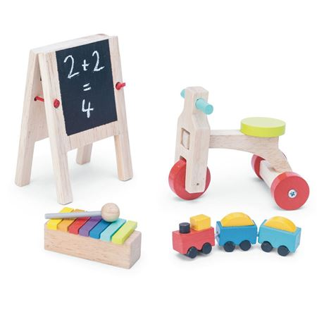 Picture of Play-Time Dolls House Accessories Set