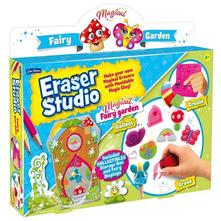Picture of Eraser Studio - Magical Fairy Garden