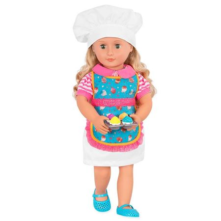 Picture of Our Generation Jenny Baking Doll