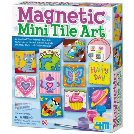 Picture of Magnetic Tile Art