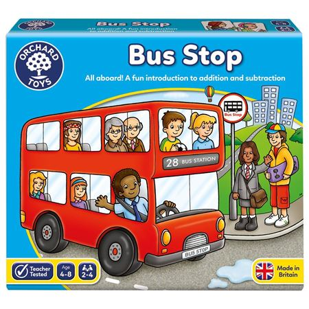 Picture of Bus Stop Game