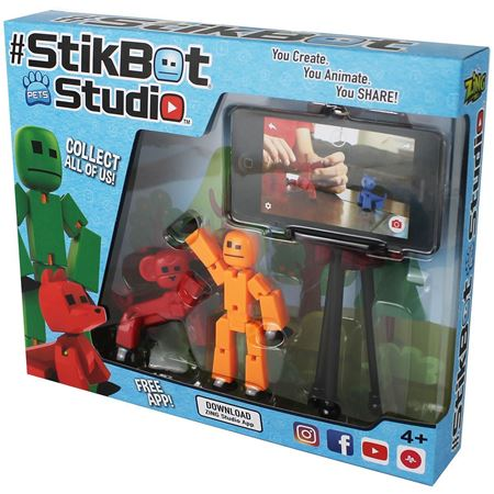 Picture of Stikbot Studio