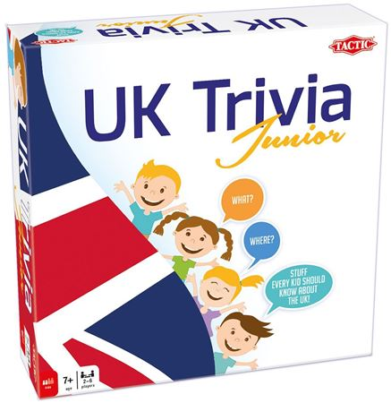Picture of UK Junior Trivia