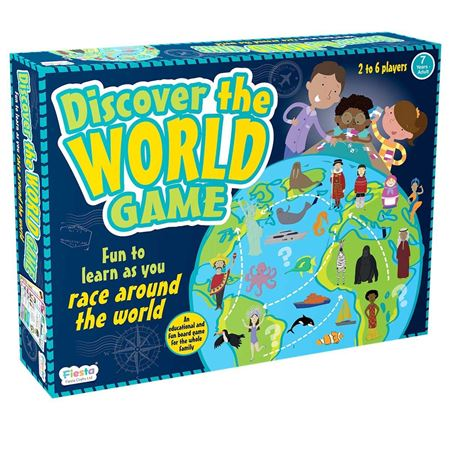 Picture of Discover the World Game