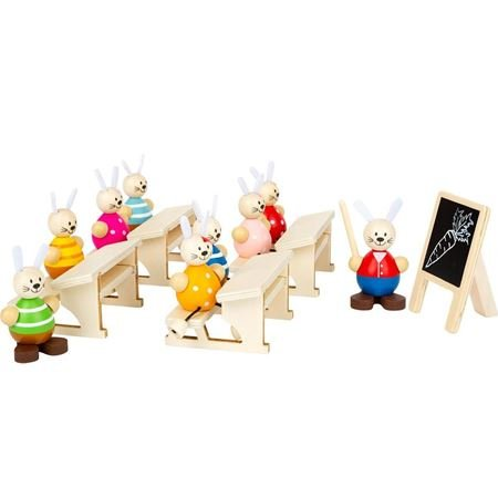 Picture of Rabbits School Play Set