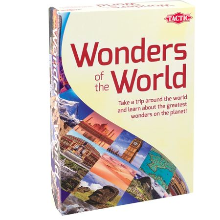 Picture of Wonders of the World Game