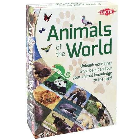 Picture of Animals of the World Game