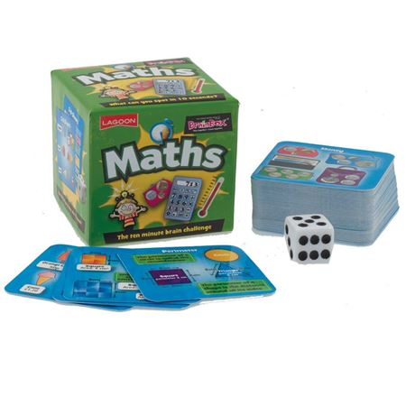 Picture of Mini Brainbox - Maths