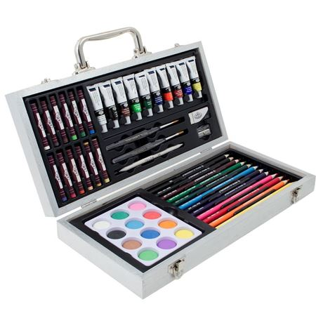 Picture of Mixed Media Beginners Box Art Set
