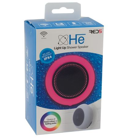 Picture of Light Up Shower Speaker