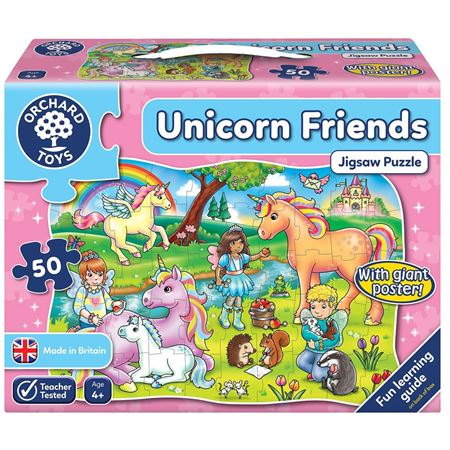 Picture of Unicorn Friends Puzzle