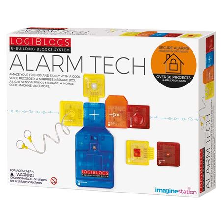 Picture of Logiblocs - Alarm Tech