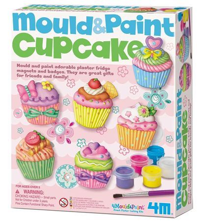Picture of Mould & Paint - Cupcake
