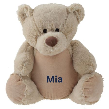 Picture of Personalised Teddy Soft Toy